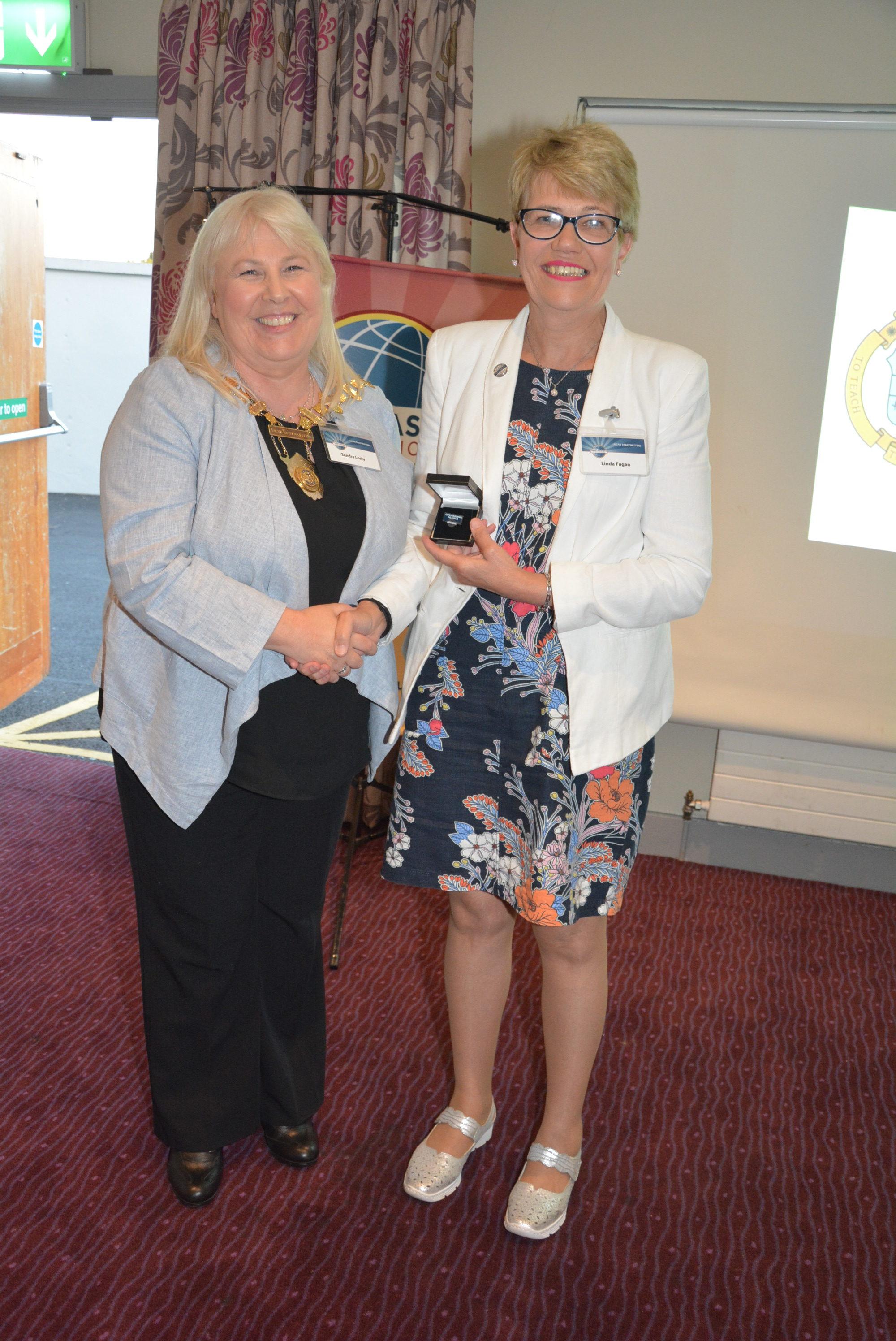 Outstanding Member award